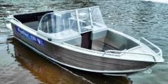 Wyatboat. 2019 год, длина 4,20м., двигатель без двигателя, 40,00л.с., бензин. Под заказ