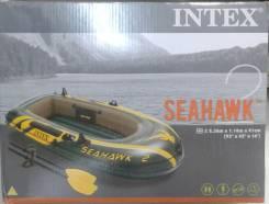 Надувная Лодка Seahawk 2 (ДО 200КГ) 236Х114Х41СМ