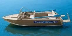 Wyatboat. 2019 год, длина 4,60м., двигатель без двигателя, 50,00л.с., бензин. Под заказ