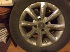 Комплект колес автомобильных Kia Spectra 4шт (диски+ шины летние)