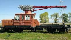 Продам дрезину грузовую с крановой установкой ДГКУ-5 в Иркутске