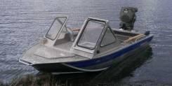 Rusboat. 2017 год, длина 4,30м., двигатель без двигателя, 60,00л.с., бензин. Под заказ