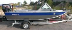 Rusboat. 2017 год, длина 4,70м., двигатель без двигателя, 90,00л.с., бензин. Под заказ