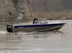 Rusboat. 2017 год, длина 5,50м., двигатель без двигателя, 150,00л.с., бензин. Под заказ