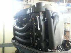 Yamaha. 225,00л.с., 4-тактный, бензиновый, нога X (635 мм), 2012 год