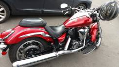 Yamaha XVS950A Midnight Star, 2012