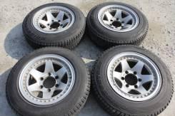 """175/80 R15 Bridgestone Blizzak DM-V1 литые диски 6х139.7 R15 (L4-15005. 7.0x15"""" 6x139.70 ET-12"""