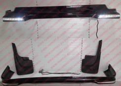 Обвес LAND Cruiser 200 2012 Urban Sport Ver 2 LED Черный Комплект