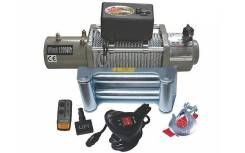 Лебедка электрическая 24V / 12V Electric Winch 12000lbs / 6000 кг