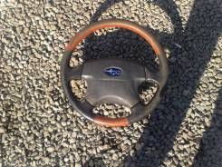Подушка безопасности водителя. Subaru Forester, SG, SG5, SG9, SG9L