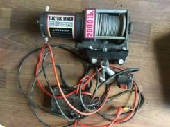 Лебедка Electric Winch 2000 lb. (1000кг) для ATV - UTV Квадрика