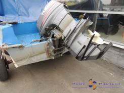 Защита гребного винта и редуктора лодочного мотора