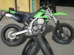 Kawasaki KLX 250SF, 2003