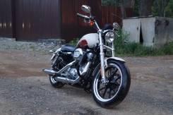 Harley-Davidson Sportster Superlow, 2012