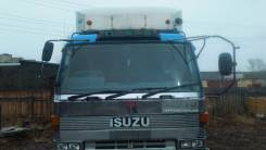 Isuzu Giga, 1991