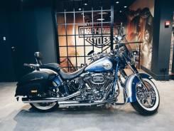 Harley-Davidson CVO Softail Deluxe, 2015