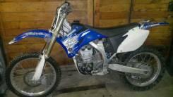 Yamaha YZ 450, 2006