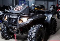 Алюминиевый комплект выноса радиатора Yamaha Grizzly 550 /700в Наличии