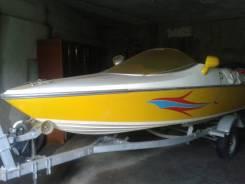 Лодка Yamaha CTR 14DX