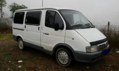 ГАЗ 2217, 2001