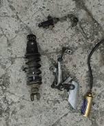 Лапки переключения скоростей и заднего тормоза на Ямаху FZR400