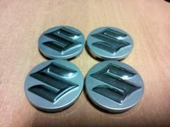 Колпачки центрального отверстия Suzuki (4 шт)