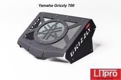 Вынос радиатора Yamaha Grizzly 550/700(сталь) LitPro