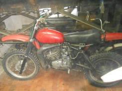 Ява CZ 250, 1988