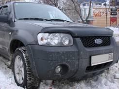 Дефлектор капота (мухобойка) Ford Maverick, Ford Escape 2004-2007 темн