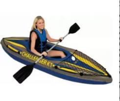 Лодка-байдарка надувная Челленджер К1