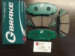 Тормозные колодки дисковые G-Brake PF-1530 передние