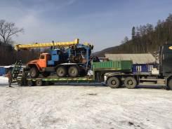 Продается канатная установка для трелевки леса owren 400