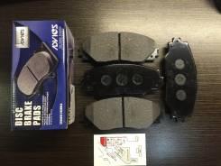 Дисковые тормозные колодки Advics PF-1530  передние  .3-рабочая