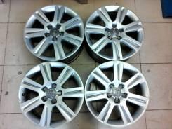 Литые диски Audi 17 5x112 ET45; 7.5j (4 шт)
