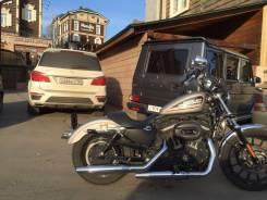 Harley-Davidson Sportster Iron 883, 2007