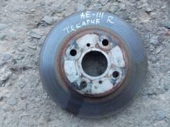 Тормозной диск передний правый
