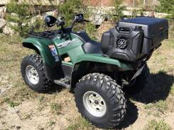 Yamaha Grizzly 550, 2013