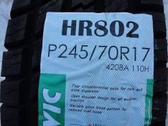 Herovic HR802, 245/70 R17