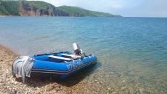 Лодка Shturman Pro 365 с мотором Tohatsu 18
