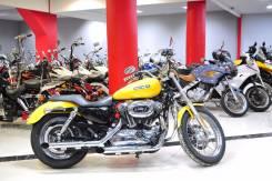 Harley-Davidson Sportster 1200 Custom, 2007
