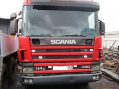 На разбор пришел Scania P114G 2004 г. в. с пробегом 400 000 км. (ДВС)