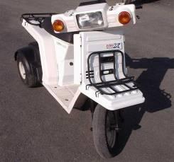 Honda Gyro X, 2005