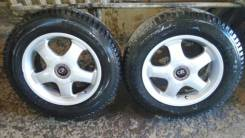 Продам диски литые R15 Мазда, Хонда