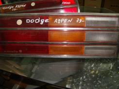 Фонари задние Dodge Aspen 1979 г. в.