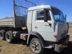 КамАЗ 54115, 2000