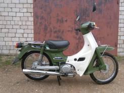 Yamaha Mate 50, 2003