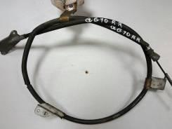 Трос ручника Nissan Bluebird Sylphy, правый задний QG10, QG18DE
