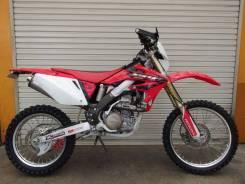 Honda CRF250X, 2004