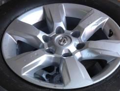 4шт колпаки Toyota Land Cruiser Prado 150 (4260B-60290) (4260B-0G010)