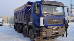 MAN TGA-41.390 8х4 ВВ WW, 2007